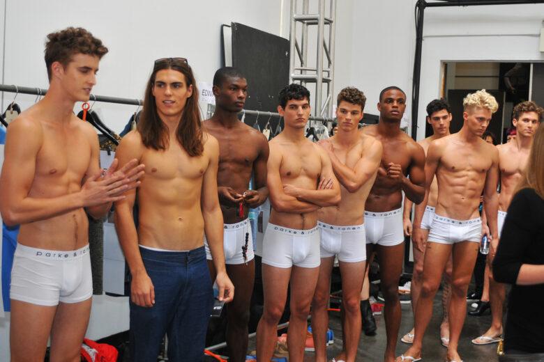 il dietro le quinte di un casting per modelli!